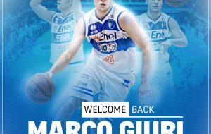 Marco Giuri torna a Brindisi
