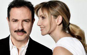 Lorella Cuccarini e Giampiero Ingrassia: commedia formato famiglia al Nuovo Teatro Verdi