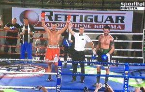 Luca Capuano continua a vincere e si avvicina al match per il titolo di campione d'Italia
