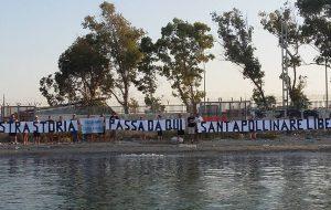 """No al Carbone all'attacco di Rossi: """"la storia non cambia, sarà ricordato come colui che cementificò S. Apollinare"""""""