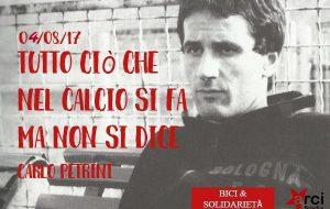 Carovigno ricorda Carlo Petrini, fu il primo professionista a denunciare pubblicamente il doping