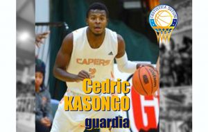 La Cestistica Ostuni tessera il canadese Cedric Kasongo