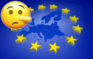 L'Europa è una bugia. Di Guido Giampietro