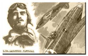 Ricordo di Leonardo Ferrulli, Il Brindisino asso dell'aeronautica militare morto in combattimento 74 anni fa. Di Giancarlo Sacrestano