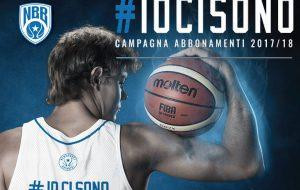 Campagna abbonamenti New Basket Brindisi: prelazione abbonati prorogata fino a Sabato 22