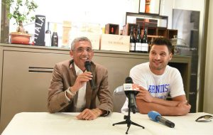 Nando Marino presenta Marco Giuri: il video
