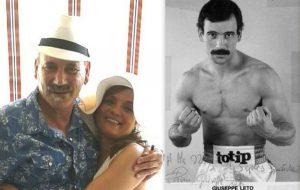 L'ex campione di boxe Pino Leto si sposa nel Castello di Carovigno