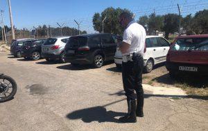 Polizia Municipale in azione sulla litoranea e nella zona aeroportuale: pioggia di multe per divieto di sosta
