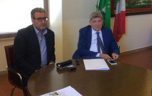 """Il Prefetto Valerio Valenti in visita a Francavilla: """"In due anni reati crollati del 31%"""""""