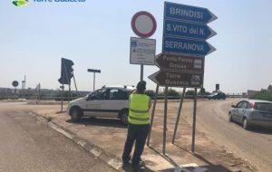 Stop alle auto nelle immediate vicinanze della Riserva di Torre Guaceto