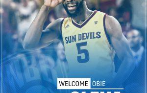 Obie Oleka è il primo acquisto della New Basket Brindisi