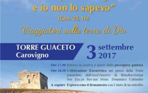 Domenica 3 a Torre Guaceto la Giornata della Custodia del Creato