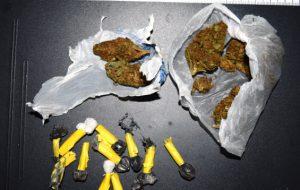 Droga: due arresti ed una denuncia