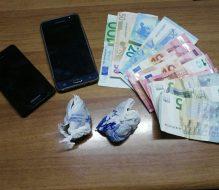 Sequestrati 12 grammi di marijuana: arrestato giovane pusher ostunese