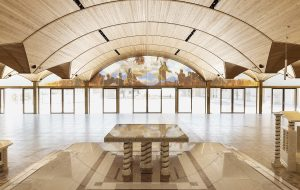Dedicata a San Giovanni Paolo II la nuova chiesa nel santuario di San Cosimo alla Macchia
