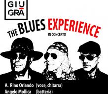 """Mercoledì 22 """"The Blues Experience"""" al Giugrà di Ostuni"""