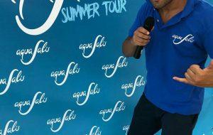 Il summer tour di Aquasalis fa tappa ad Ostuni e Monopoli con Ale Baldi