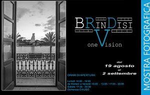 Brindisi One Vision: dal 19 Agosto Valeria De Robertis espone all'ex Scuole Pie