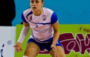Mesagne Volley: arriva Michela Culiani