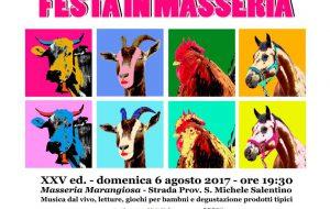 A Latiano è tempo di Festa in Masseria