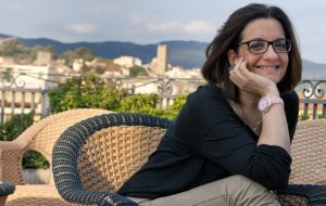 """Catena Fiorello presenta a San Michele """"Un amore tra le stelle"""""""