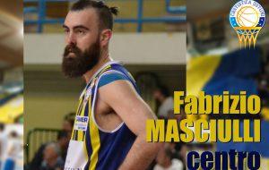 La Cestistica Ostuni conferma Fabrizio Masciulli