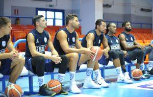 La New Basket Brindisi ha iniziato la fase di preparazione per la nuova stagione