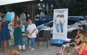 Sporcatevi le mani: prosegue a Brindisi la campagna di sensibilizzazione nei confronti dell'Autismo
