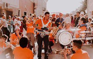Stasera la Street Band nel centro storico di Mesagne