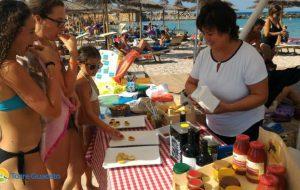 """Conoscere Torre Guaceto attraverso i suoi sapori: i prodotti """"made in Riserva"""" arrivano in spiaggia"""