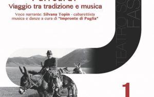 """Impronte di Puglia porta in scena """"Paese che vai"""" al Teatro Sociale di Fasano"""