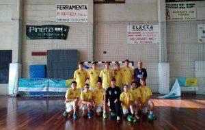 La Junior Fasano passa a Benevento: 32-38