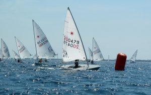 Tutto pronto a Brindisi per le due tappe dei campionati regionali di classe laser e optimist