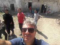 Mevoli a Giuffrè: bonificare l'immobile degradato di Restinco abitato da extracomunitari