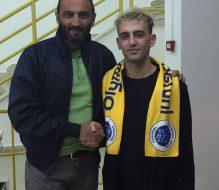Olympique Ostuni: torna Vittorio Schiavone