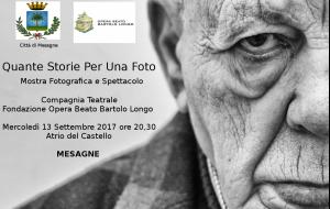 """Quante Storie Per Una Foto"" a Latiano"
