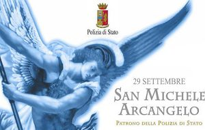 Domani la Polizia di Stato celebra San Michele Arcangelo
