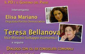Dalla parte dell'Italia: a San Pietro iniziativa con la Vice Ministra Teresa Bellanova