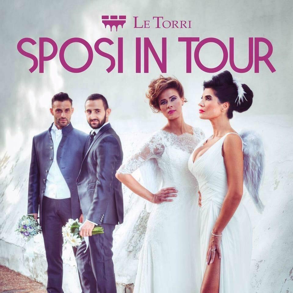 """4fa3ad7b7b2c Tutto pronto per """"Sposi in Tour Exclusive Wedding Day"""""""