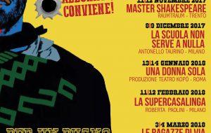 Ecco la nuova stagione del Teatro Kopó di Brindisi