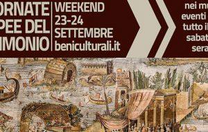 """Giornate Europee del Patrimonio le iniziative del Museo Archeologico  """"F. Ribezzo"""" di Brindisi"""