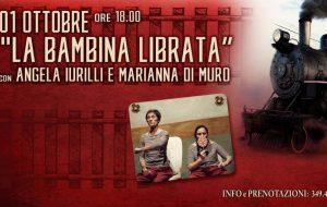 """""""La Bambina Librata"""" apre la terza edizione di """"Teatri a Vapore"""". Appuntamento domenica 1 al Binario 23"""