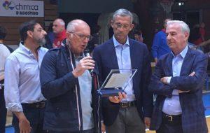 Sei anni consecutivi in serie A: la Gazzetta del Mezzogiorno premia Nando Marino