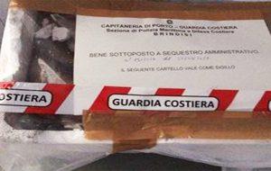 Pesce senza tracciabilità in pescheria: 4.500 euro di multa a Carovogno