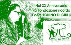 Fondazione Di Giulio: due iniziative per ricordare Tonino Di Giulio nel XX anniversario della morte
