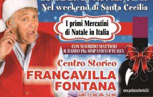 """Natale in anticipo a Francavilla Fontana con """"Perbacco che Vicoli"""""""