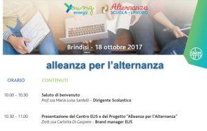 Il progetto SNAM per l'Istituto Giorgi di Brindisi