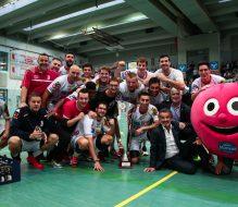 Sconfitta di misura per la Junior Fasano: la Supercoppa va al Bolzano