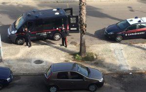 I Carabinieri mettono a setaccio la città di Brindisi: 50 uomini per controlli e perquisizioni a persone e veicoli