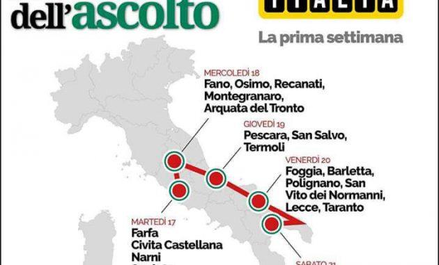 Destinazione Italia: domani Matteo Renzi a San Vito dei Normanni